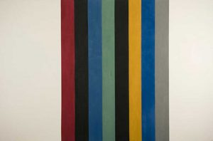 David Goslin #103 91x60, 2005. Acrylic on canvas