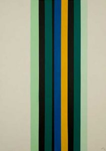 David Goslin #104a 33x47, 2006. Acrylic on canvas