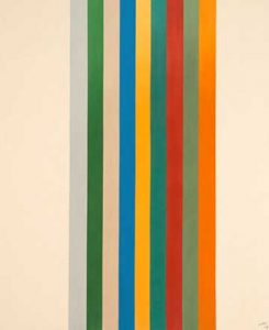 David Goslin #142 36x44, 2010. Acrylic on canvas