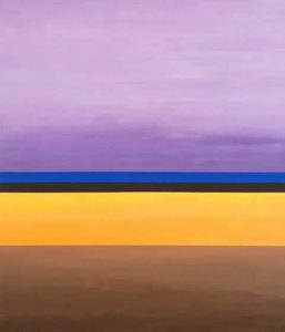 David Goslin #148 (Skyscape 5) 48x56, 2011