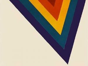 Bridge by Kenneth Noland